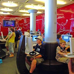 Интернет-кафе Лобны