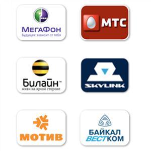 Операторы сотовой связи Лобны