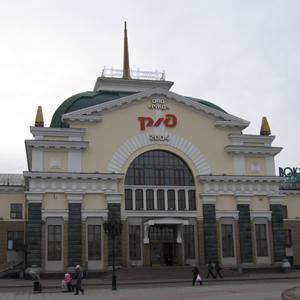 Железнодорожные вокзалы Лобны
