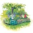 Загородный клуб Юна-Лайф - иконка «сад» в Лобне